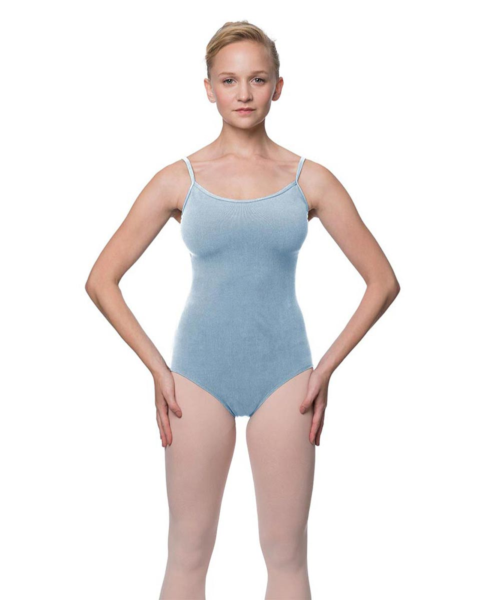 Womens Velvety Soft Camisole Ballet Leotard Lia SKY