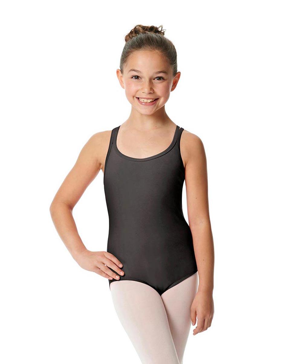 Child Camisole Strappy Back Ballet Leotard Yvette DGRE