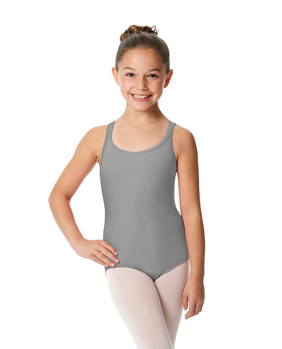 Child Camisole Strappy Back Ballet Leotard Yvette GRE