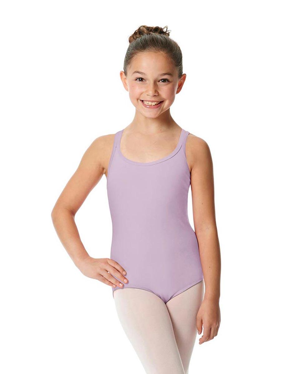 Child Camisole Strappy Back Ballet Leotard Yvette LIL