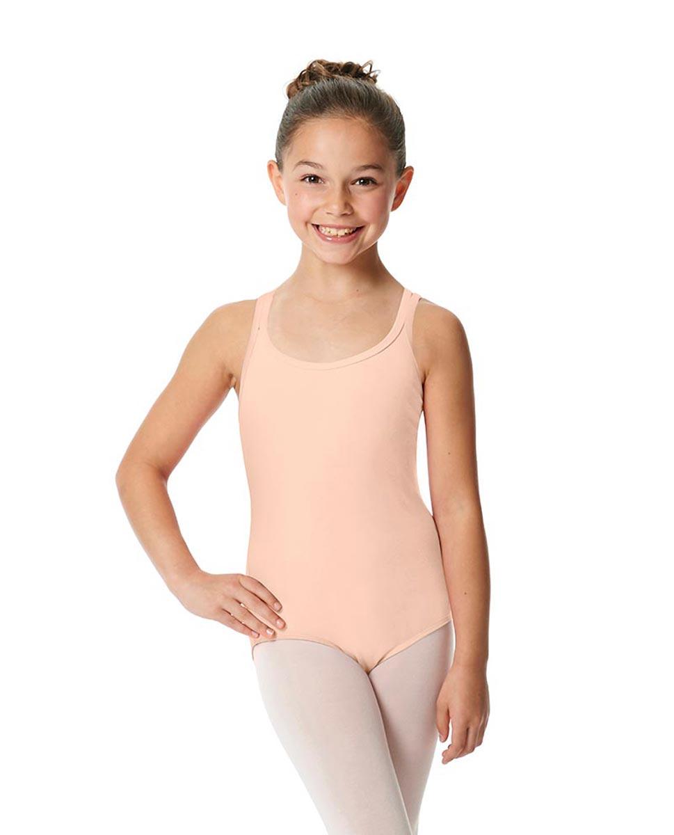 Child Camisole Strappy Back Ballet Leotard Yvette LNUD
