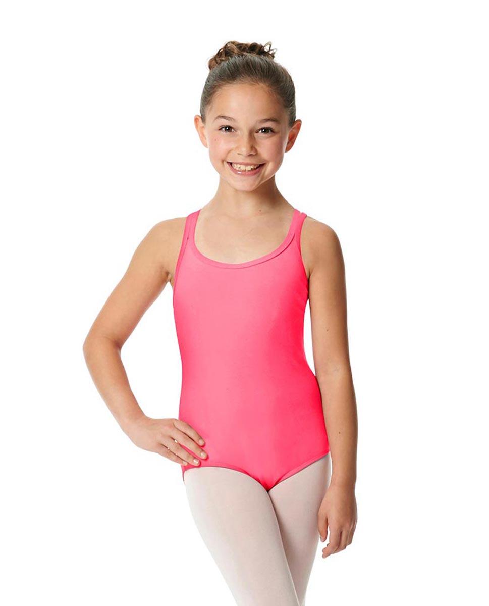 Child Camisole Strappy Back Ballet Leotard Yvette ROS