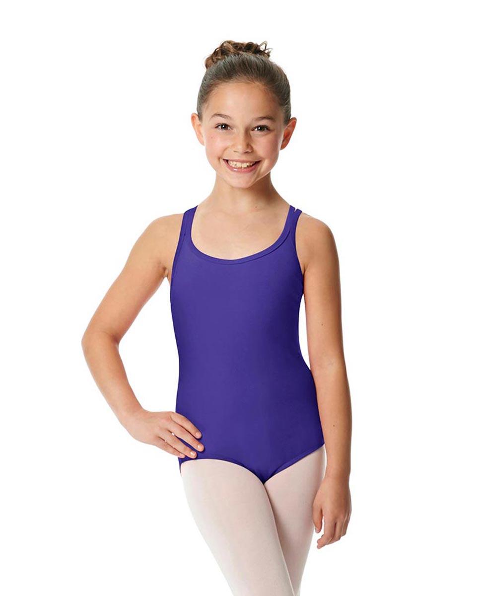 Child Camisole Strappy Back Ballet Leotard Yvette ROY
