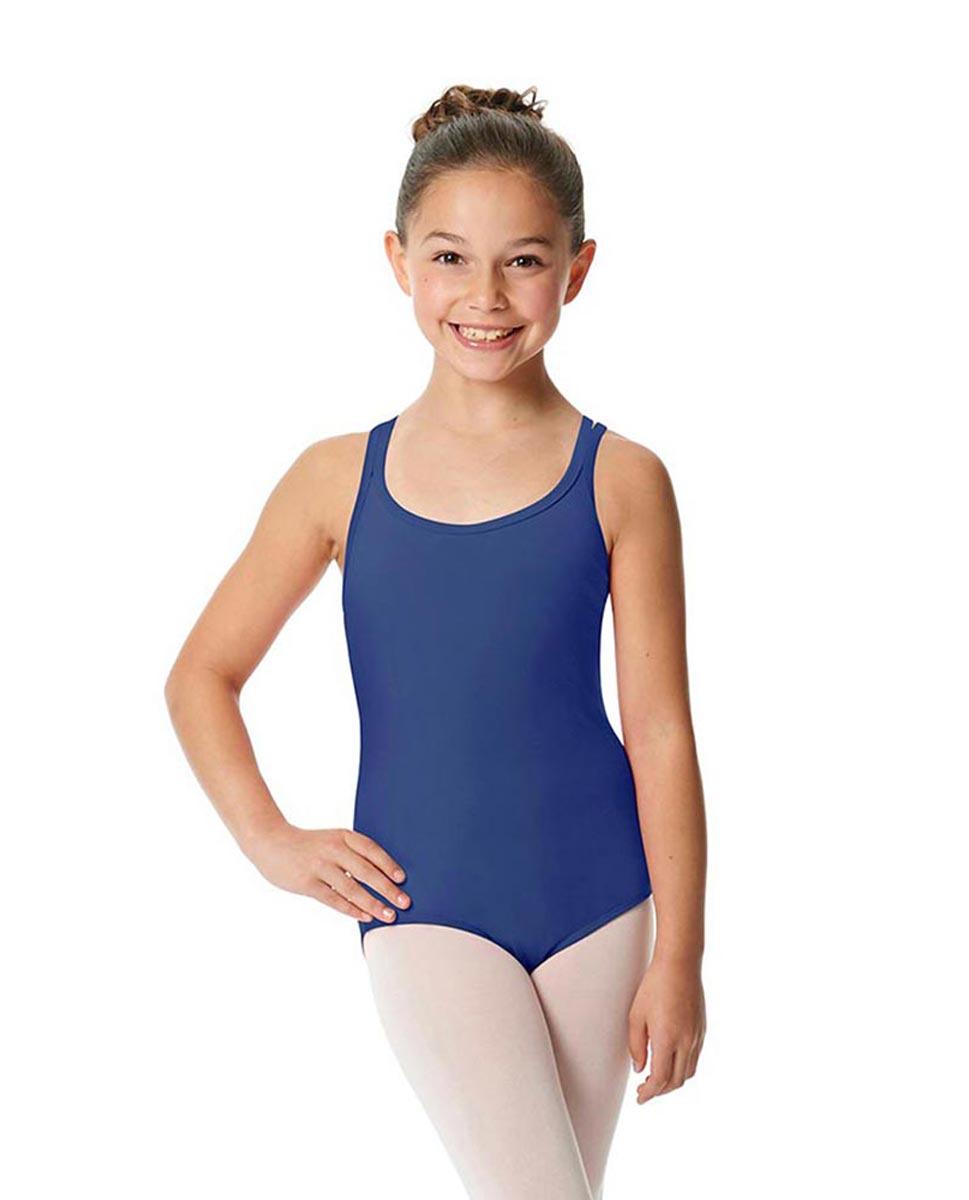 Child Camisole Strappy Back Ballet Leotard Yvette UMA