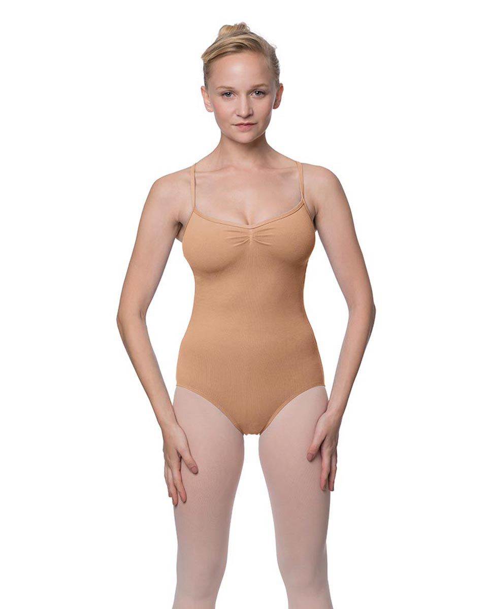 Adults X-Back Camisole Dance Leotard Nell DNUD