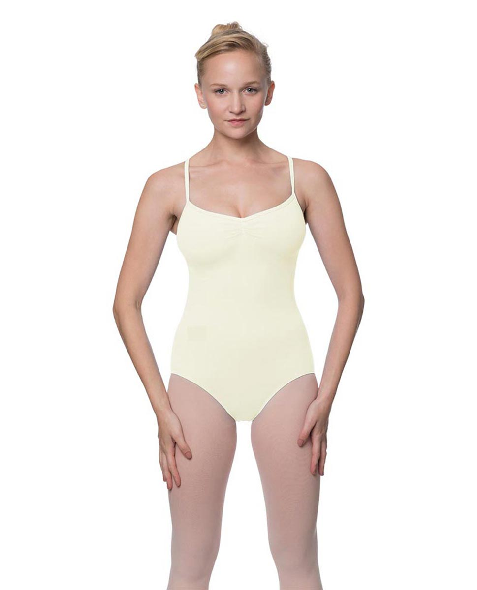 Adults X-Back Camisole Dance Leotard Nell IVOR