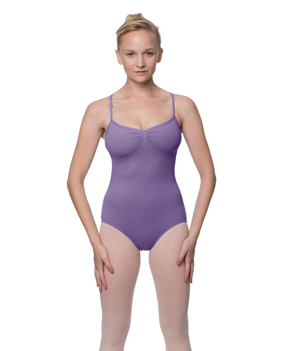 Adults X-Back Camisole Dance Leotard Nell LAV