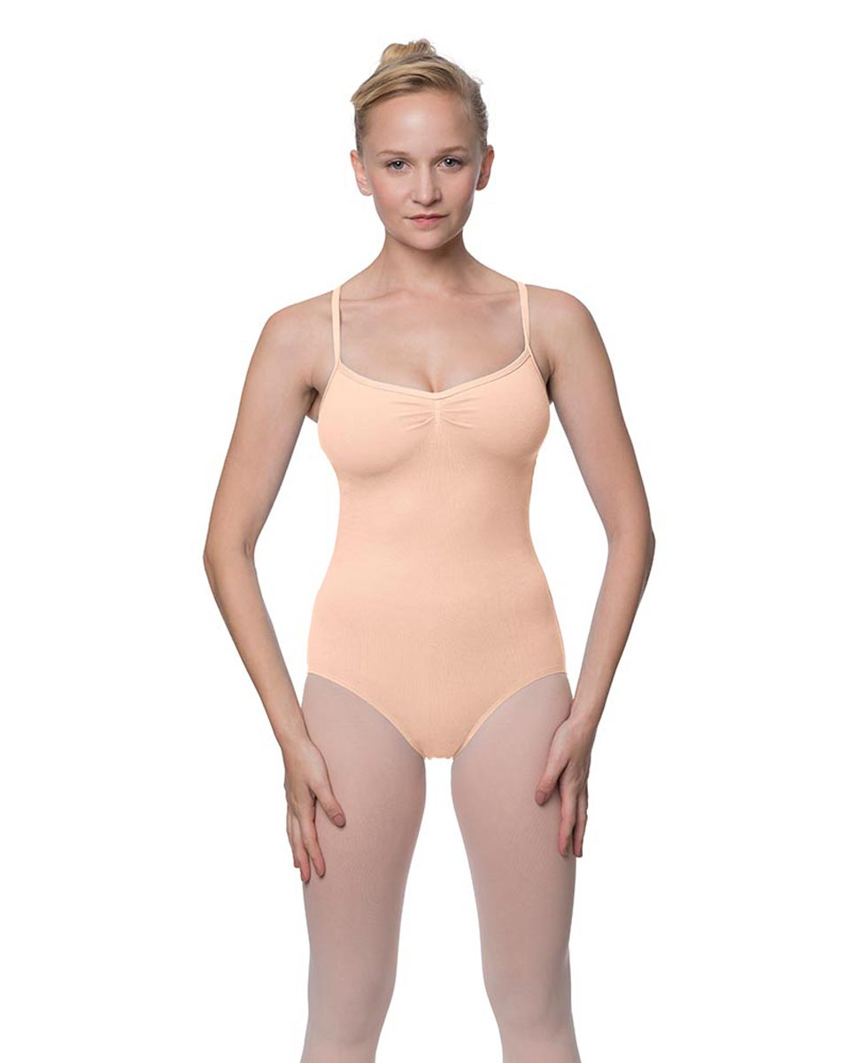 Adults X-Back Camisole Dance Leotard Nell LNUD