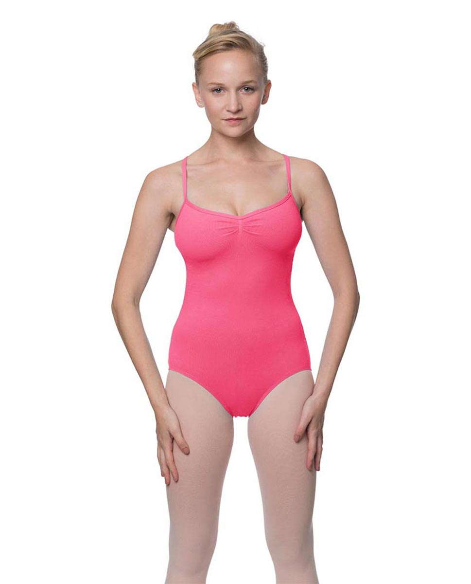 Adults X-Back Camisole Dance Leotard Nell ROS