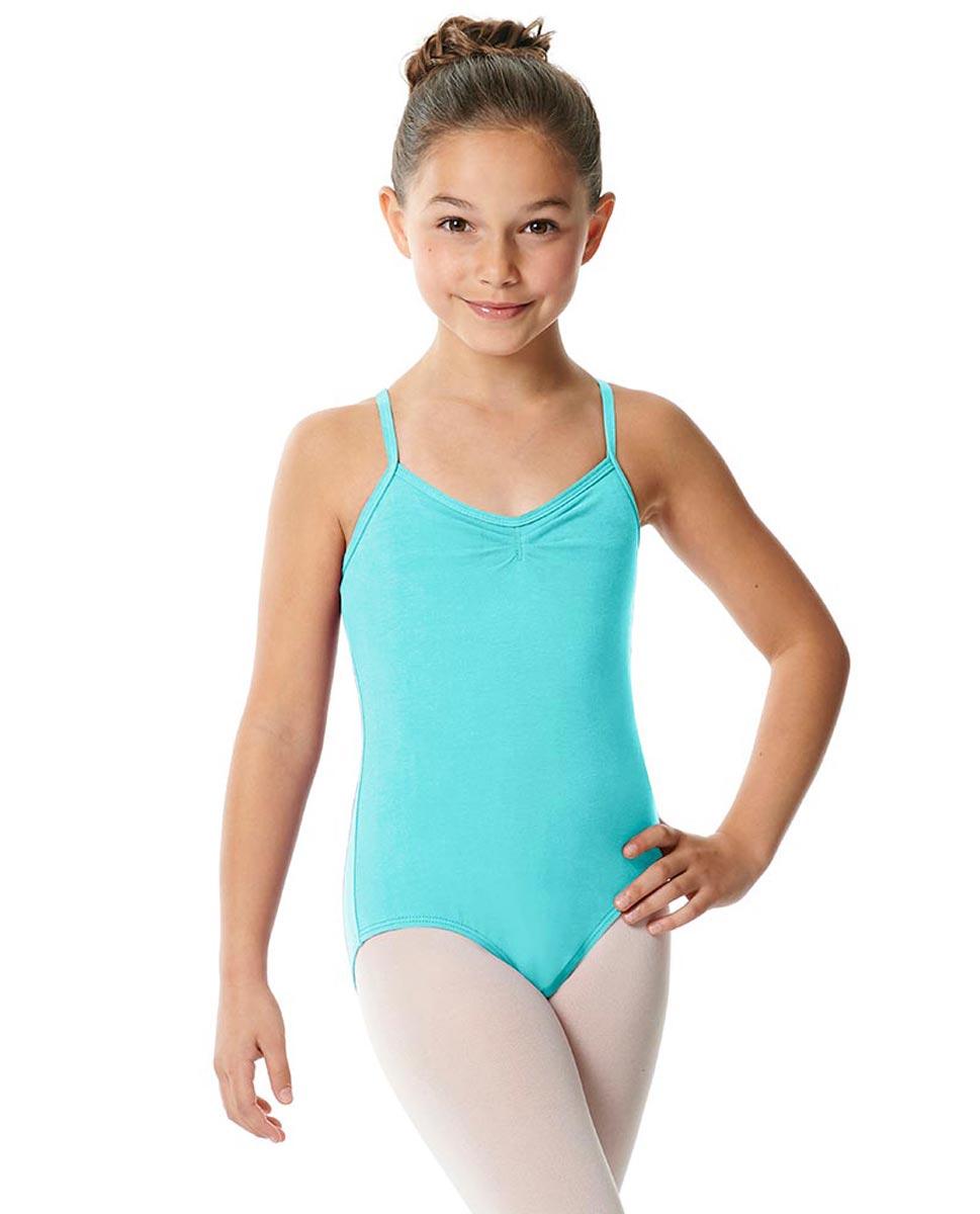 Child X-Back Camisole Ballet Leotard Nell AQU