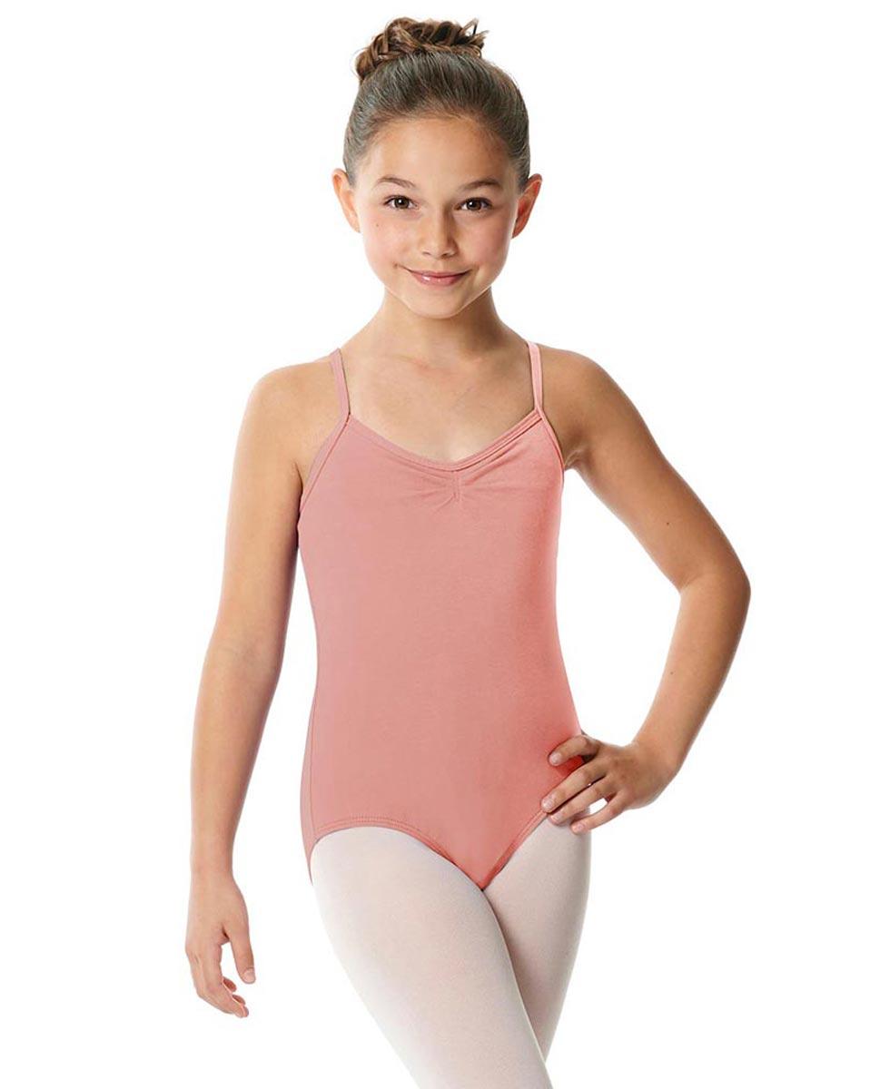 Child X-Back Camisole Ballet Leotard Nell BPINK