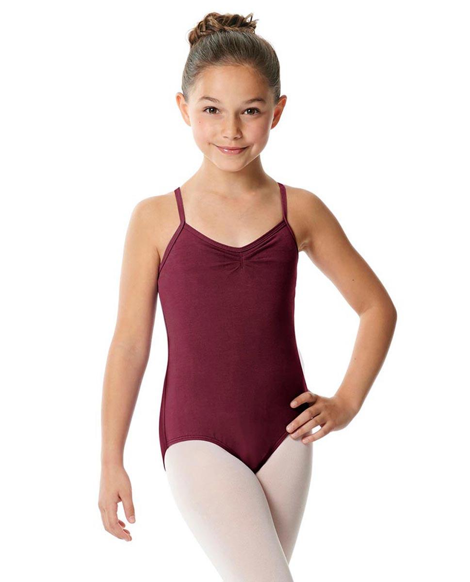 Child X-Back Camisole Ballet Leotard Nell BUR