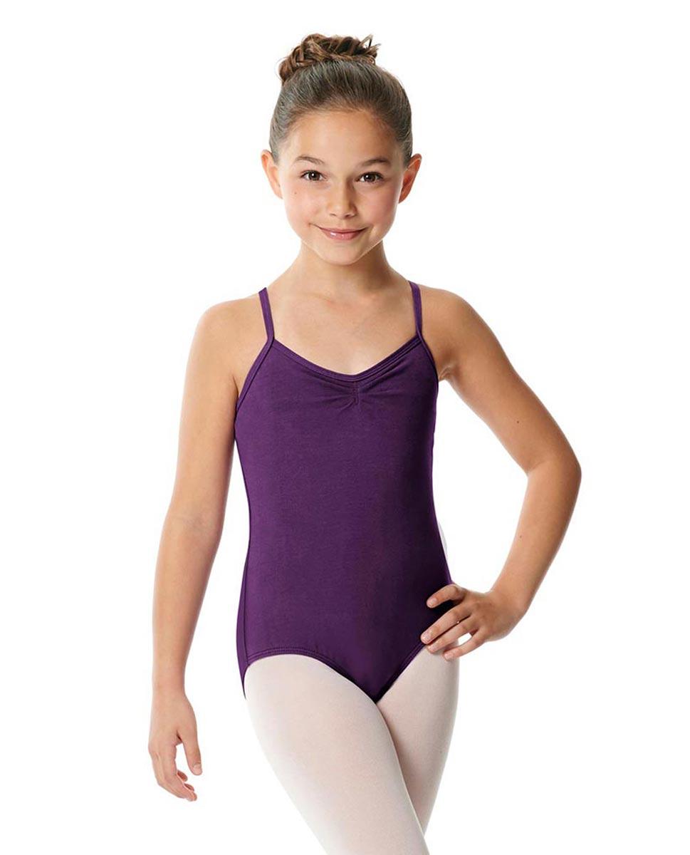 Child X-Back Camisole Ballet Leotard Nell GRAP