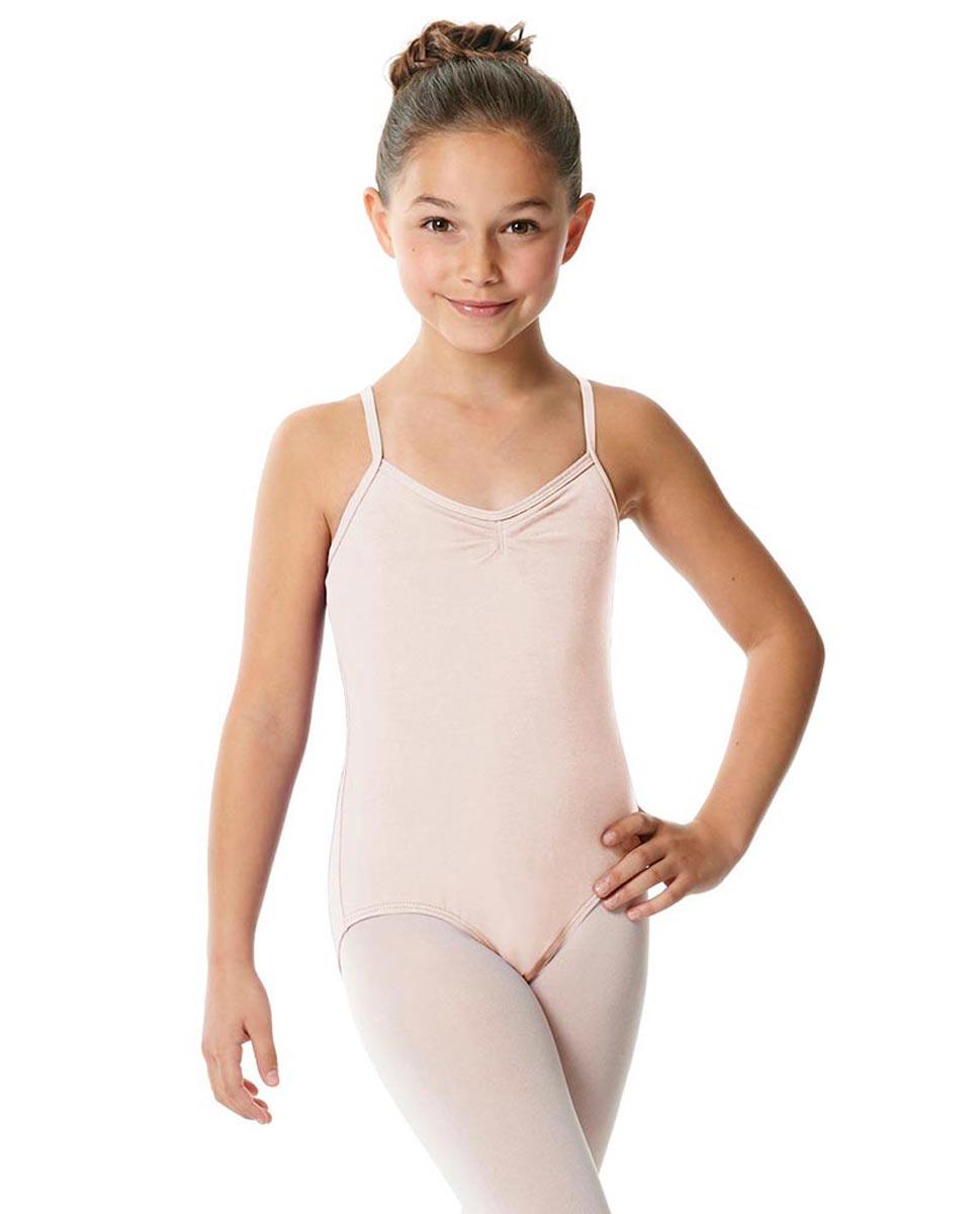 Child X-Back Camisole Ballet Leotard Nell LPNK