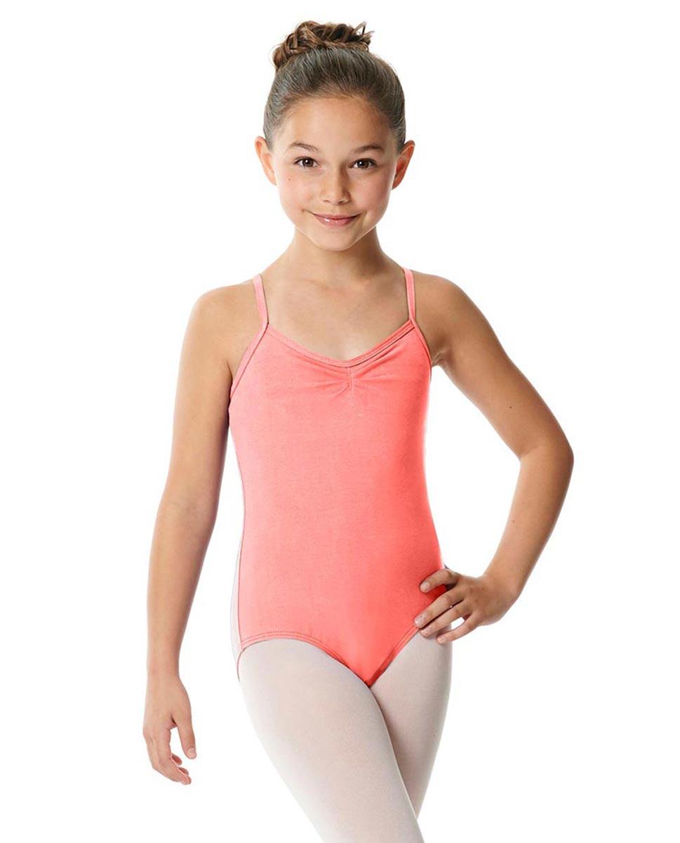 Child X-Back Camisole Ballet Leotard Nell PEAC