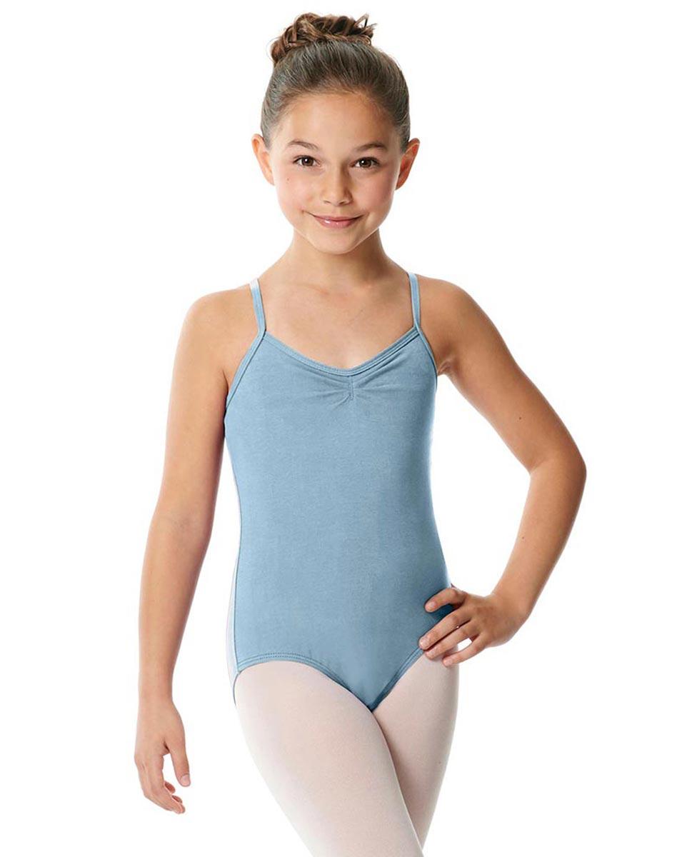 Child X-Back Camisole Ballet Leotard Nell SKY