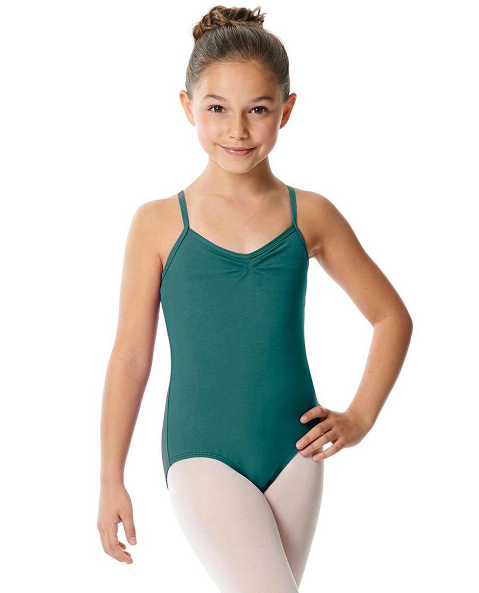 Child X-Back Camisole Ballet Leotard Nell TEA