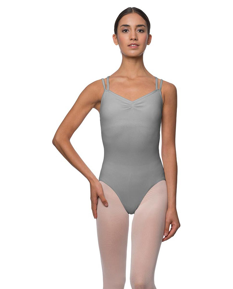 Adults Camisole Strappy Back Dance Leotard Lara GRE