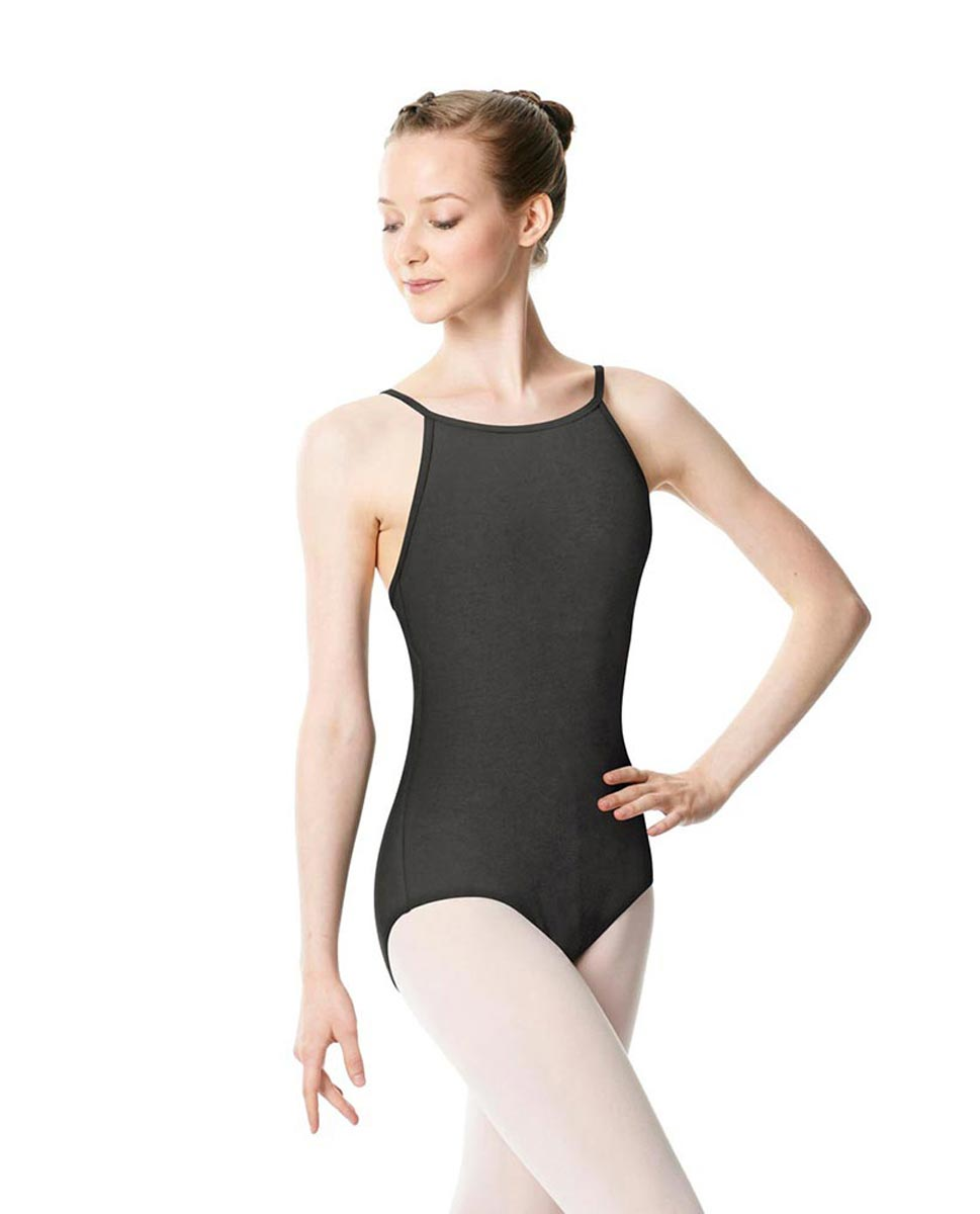 Adults High Jewel Neck Camisole Ballet Leotard Calla DGRE