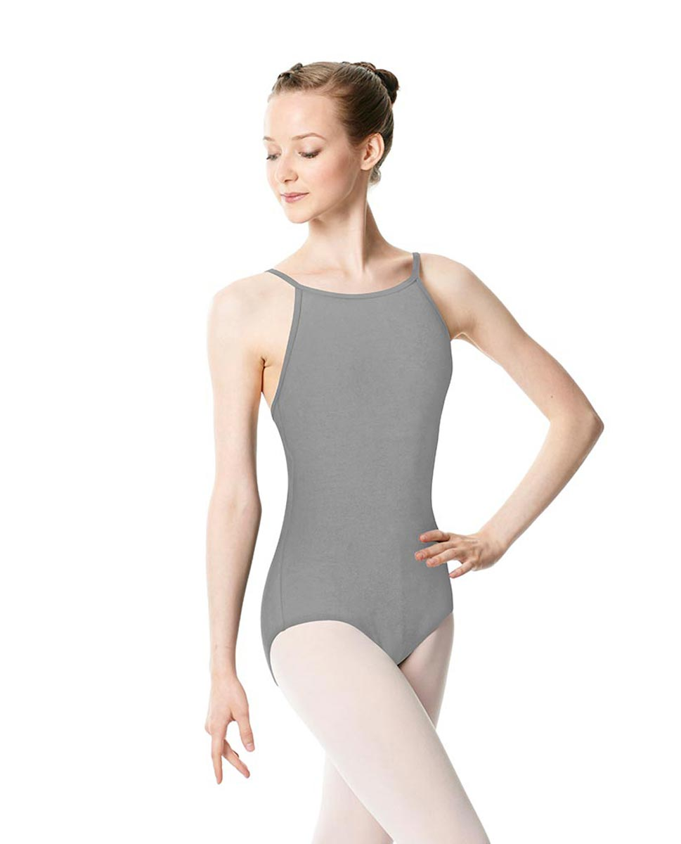 Adults High Jewel Neck Camisole Ballet Leotard Calla GRE