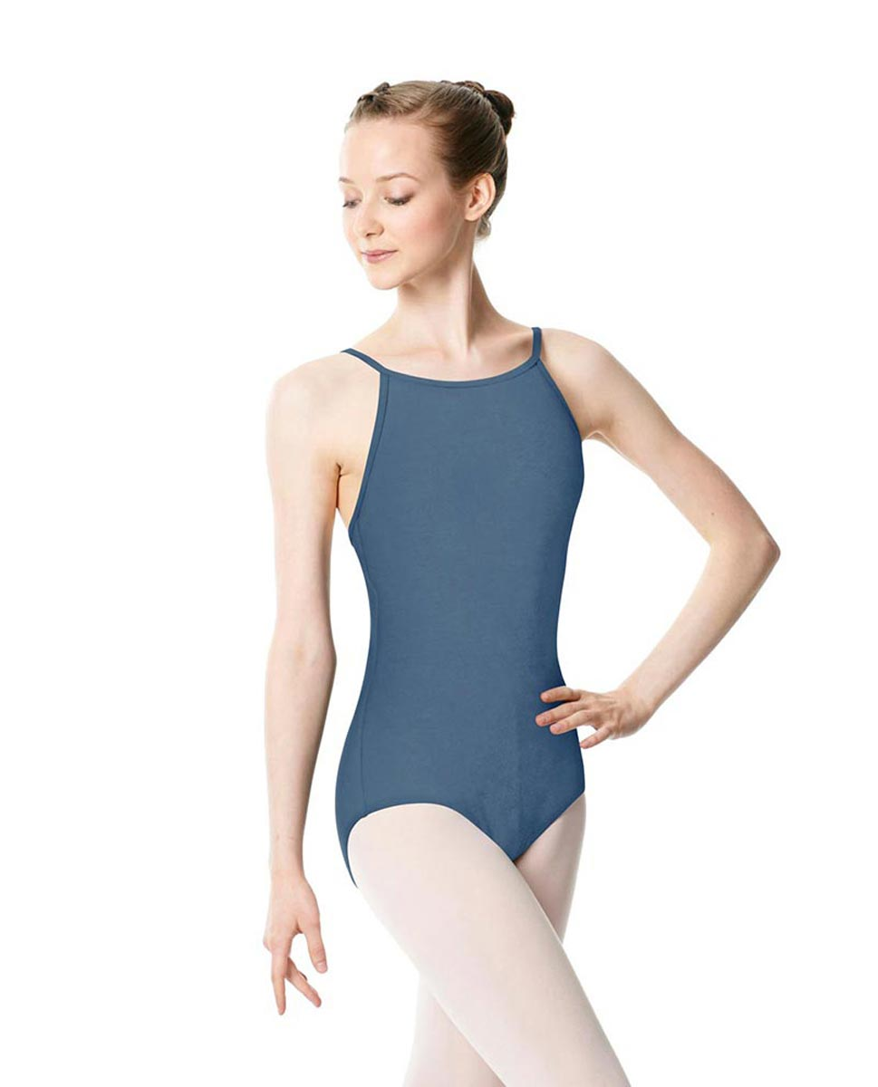 Adults High Jewel Neck Camisole Ballet Leotard Calla JEA