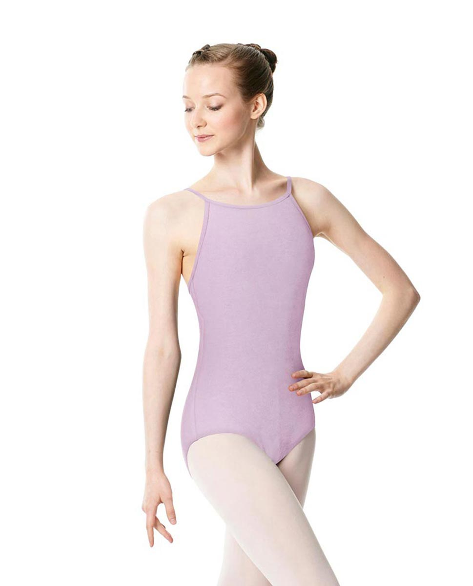 Adults High Jewel Neck Camisole Ballet Leotard Calla LIL