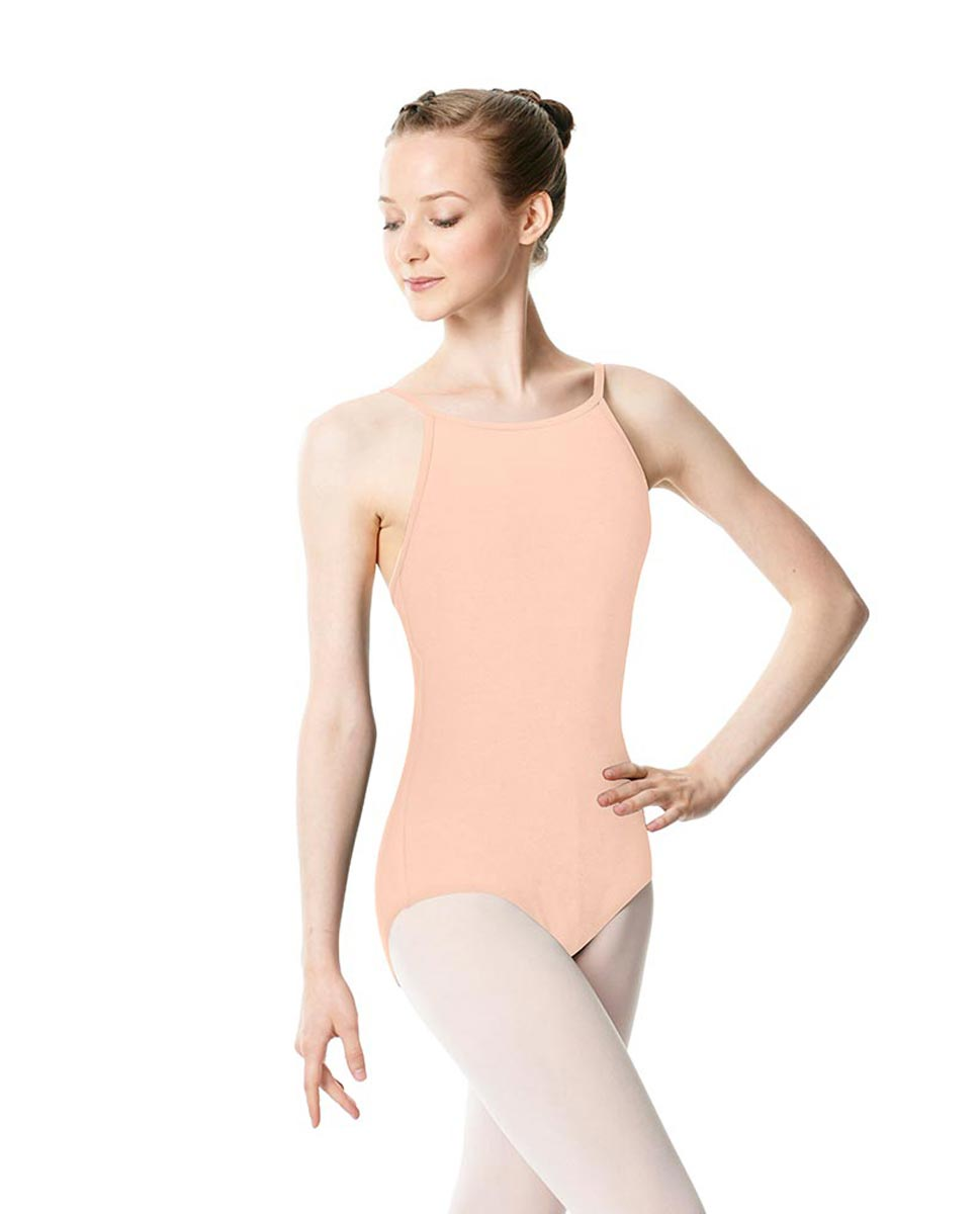 Adults High Jewel Neck Camisole Ballet Leotard Calla LNUD