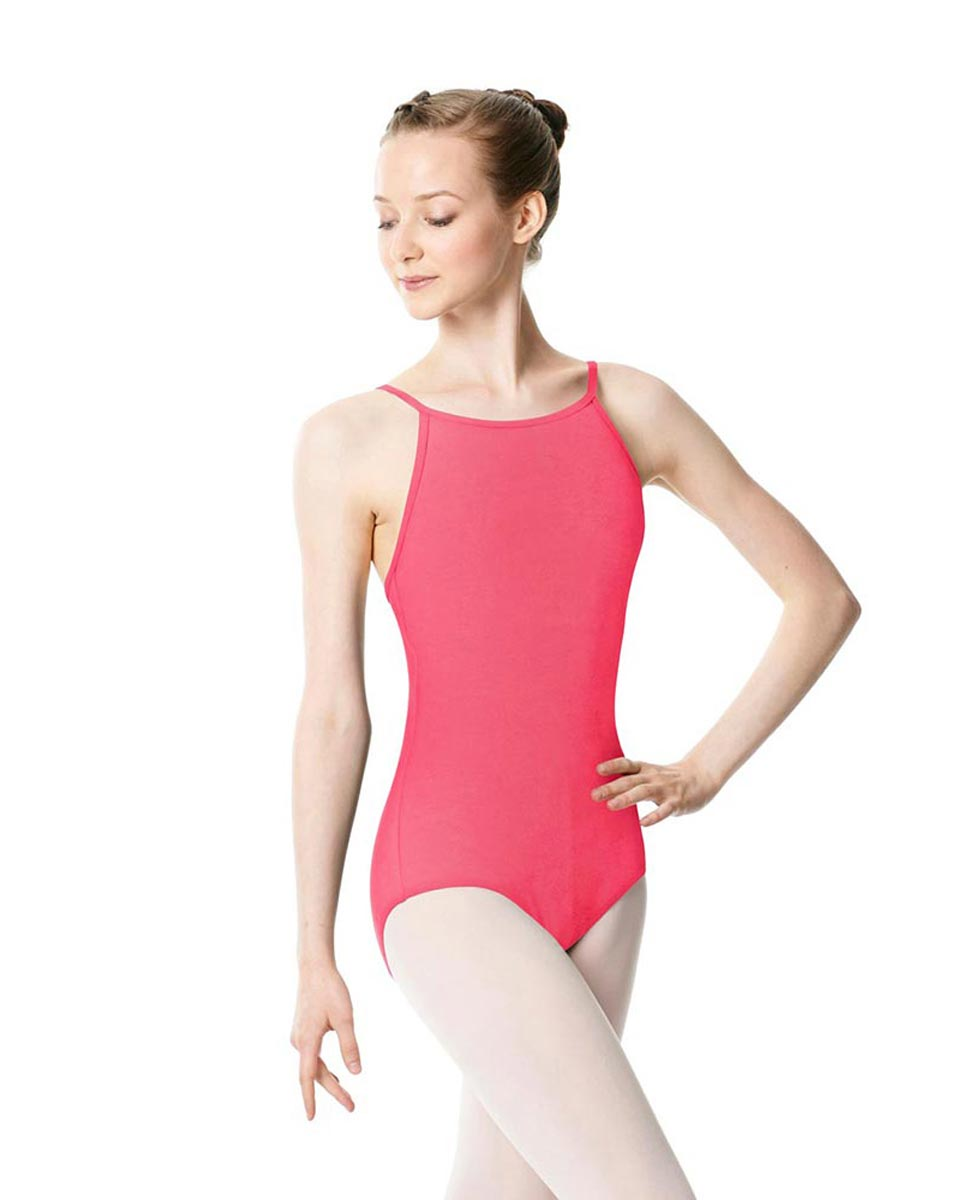 Adults High Jewel Neck Camisole Ballet Leotard Calla ROS