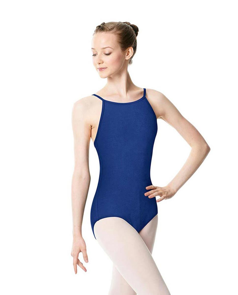 Adults High Jewel Neck Camisole Ballet Leotard Calla UMA