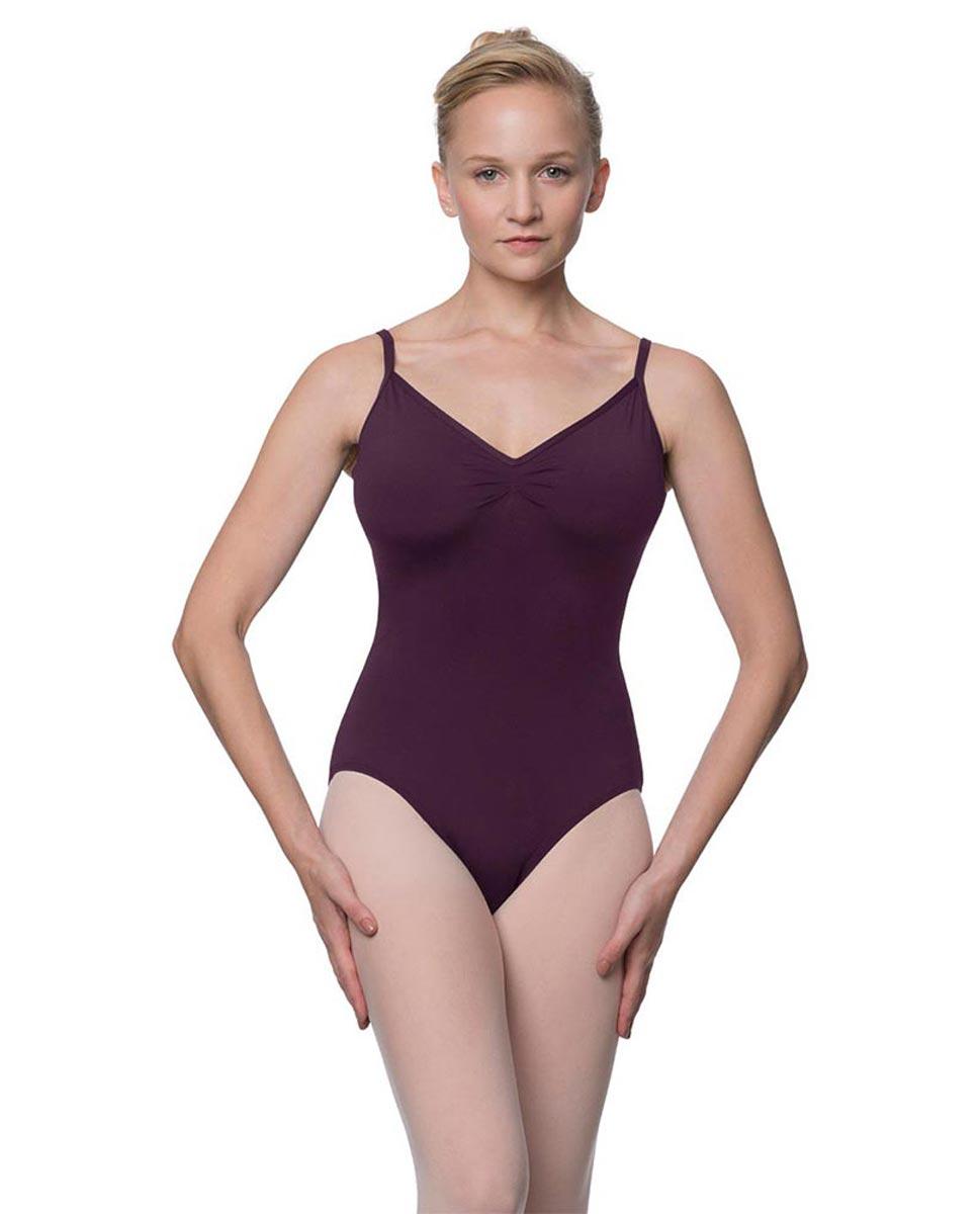 Womens V-Back Camisole Ballet Leotard Malinda AUB