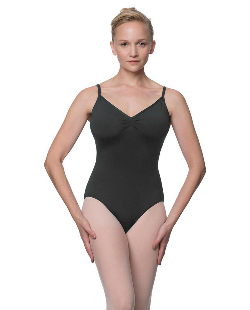 Womens V-Back Camisole Ballet Leotard Malinda DGRE