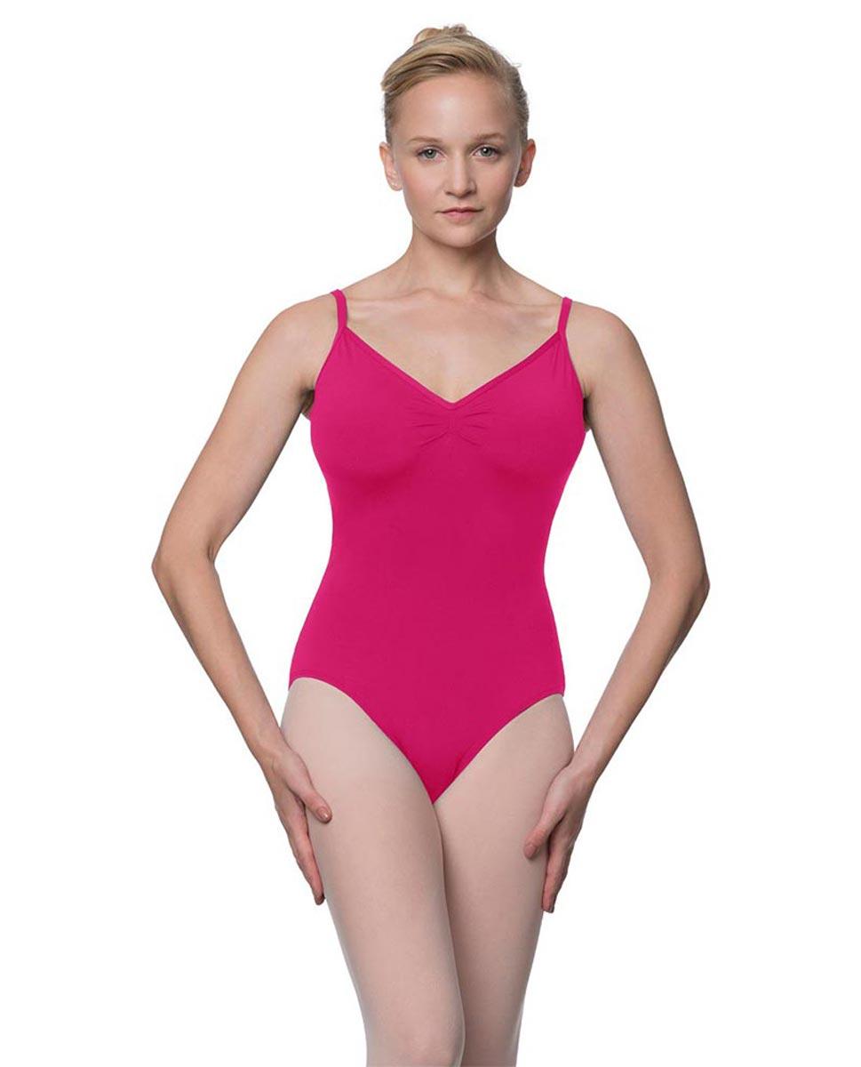 Womens V-Back Camisole Ballet Leotard Malinda FUC