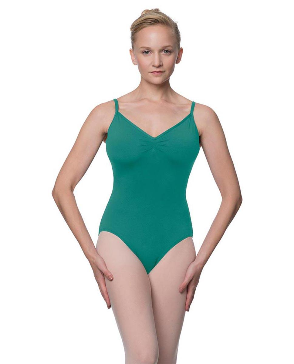 Womens V-Back Camisole Ballet Leotard Malinda JAD