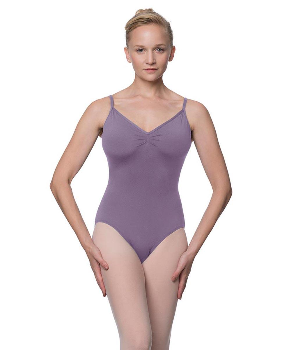 Womens V-Back Camisole Ballet Leotard Malinda LAV