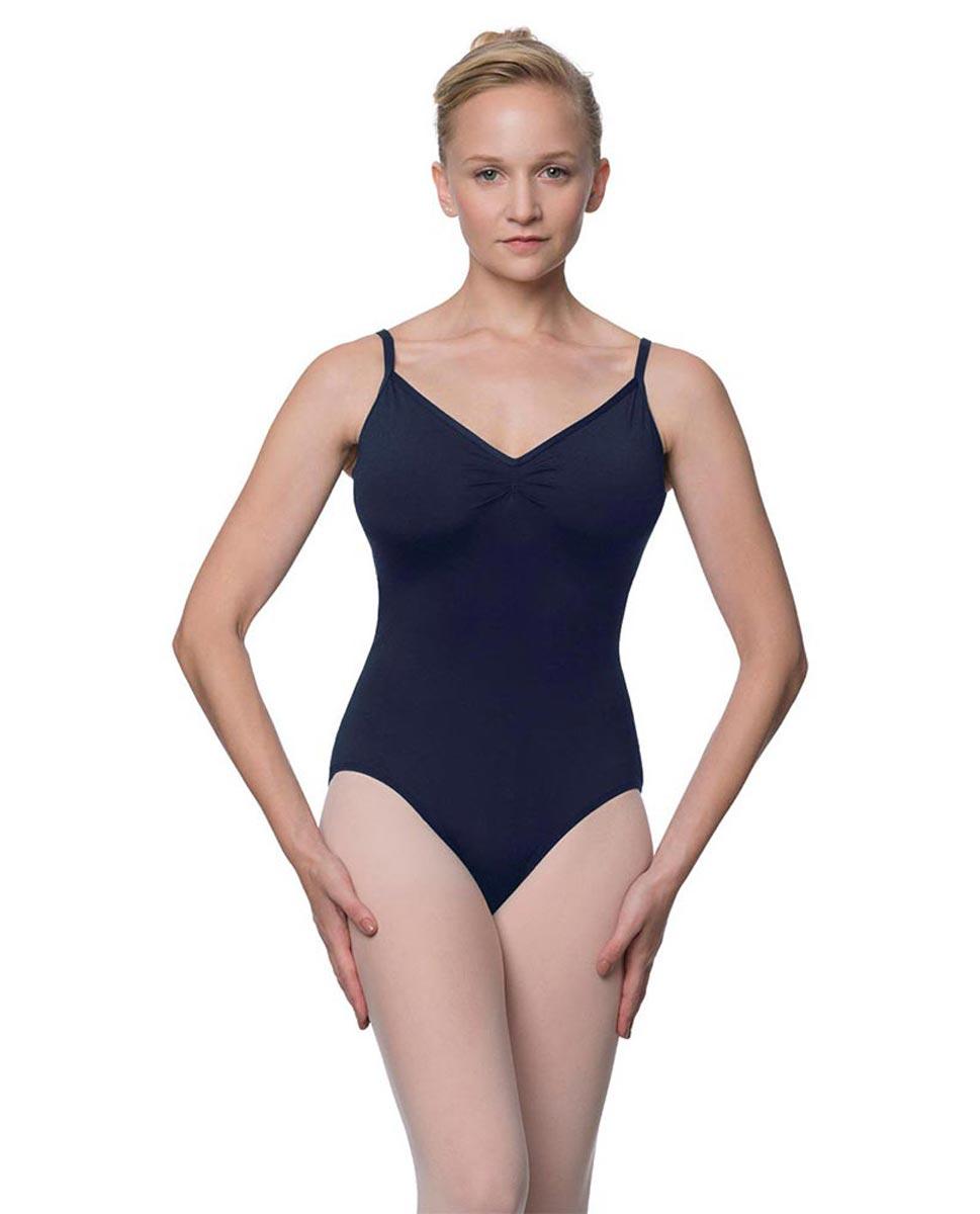 Womens V-Back Camisole Ballet Leotard Malinda NAY