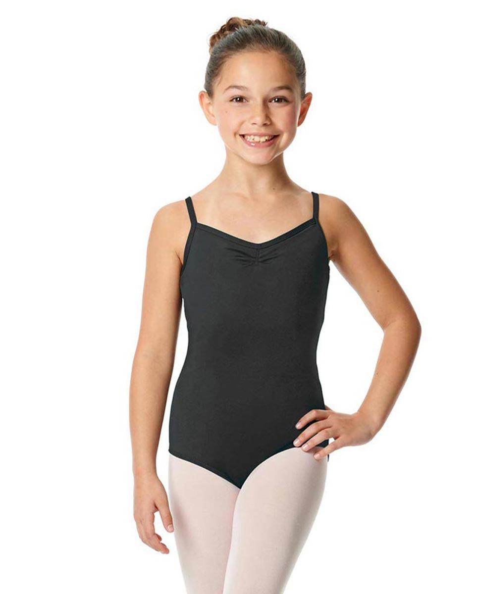 Child V-Back Camisole Dance Leotard Malinda DGRE