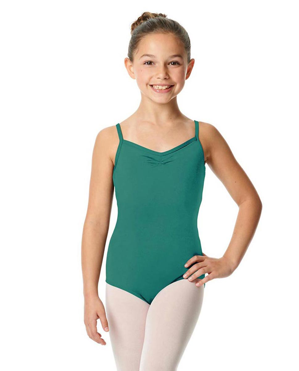 Child V-Back Camisole Dance Leotard Malinda JAD