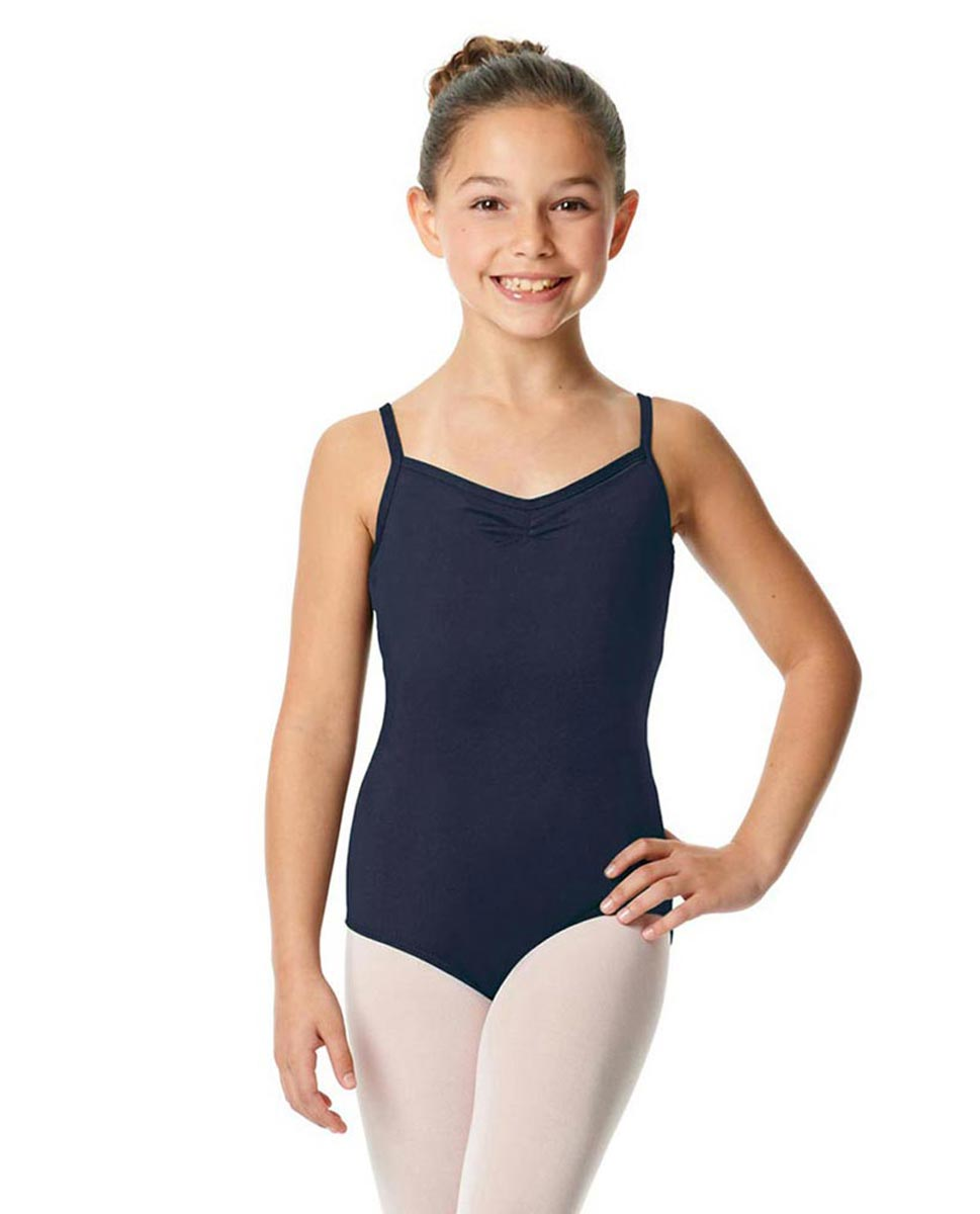 Child V-Back Camisole Dance Leotard Malinda NAY