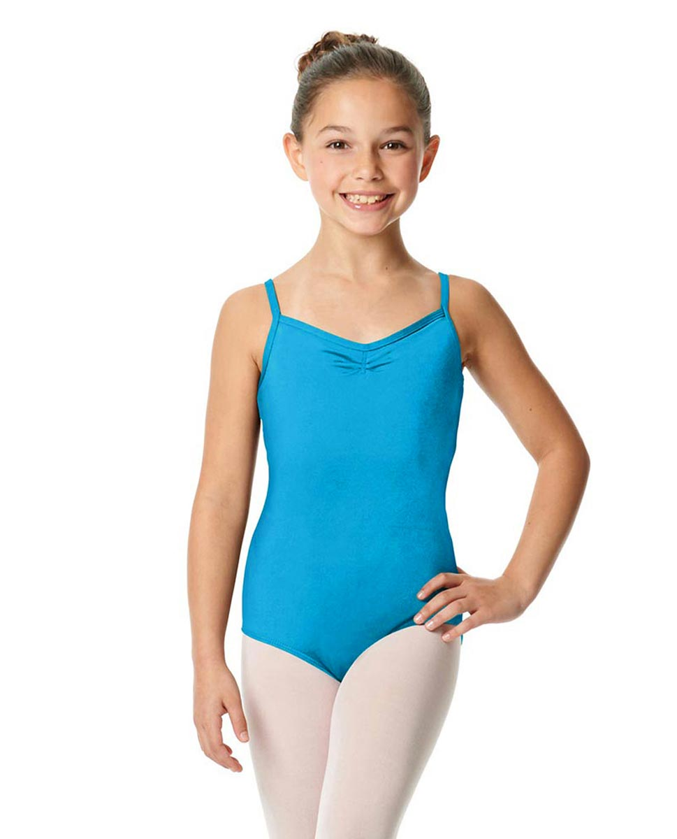 Child V-Back Camisole Dance Leotard Malinda TUR