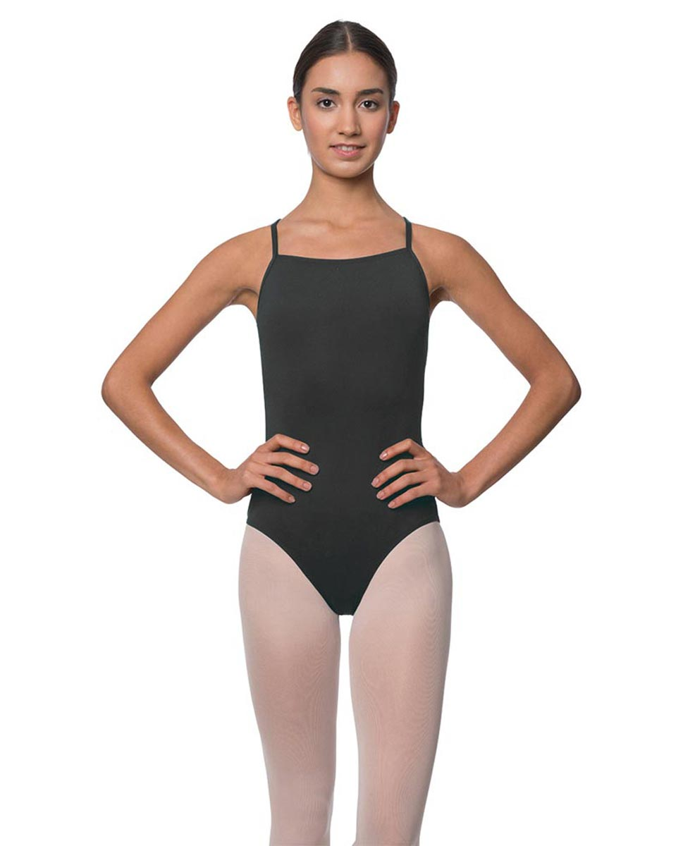 Adults Camisole Deep X-Back Ballet Leotard Raine DGRE