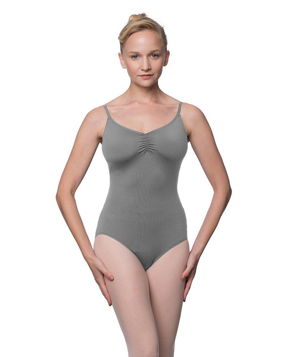 Womens Adjustable Straps Camisole Ballet Leotard Nadia GRE