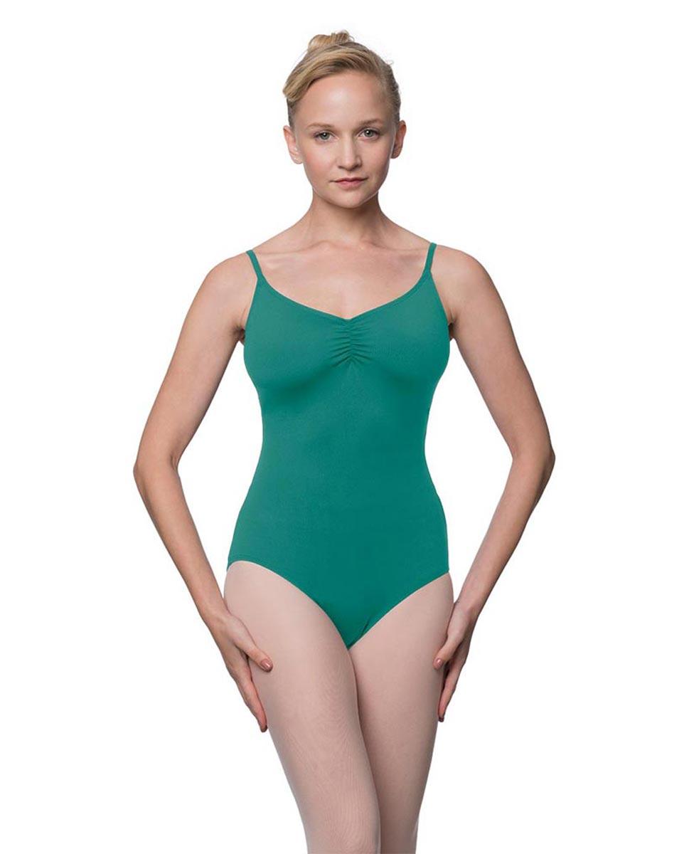 Womens Adjustable Straps Camisole Ballet Leotard Nadia JAD