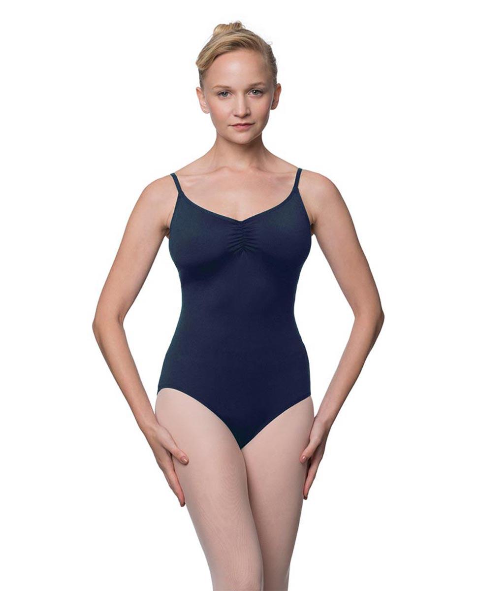 Womens Adjustable Straps Camisole Ballet Leotard Nadia NAY
