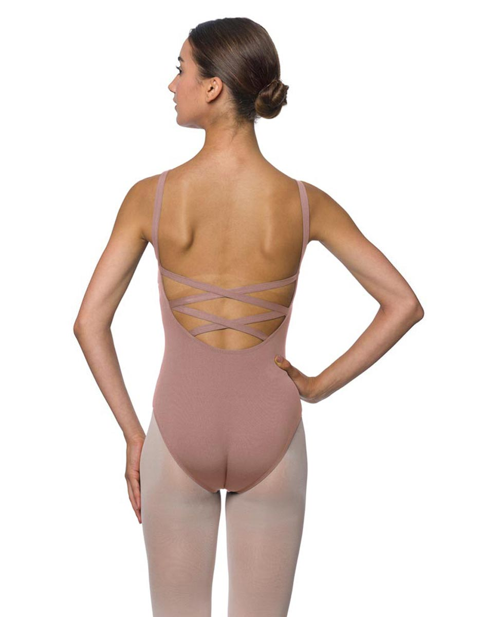 Adults Strappy Back Camisole Dance Leotard Veronica DROS