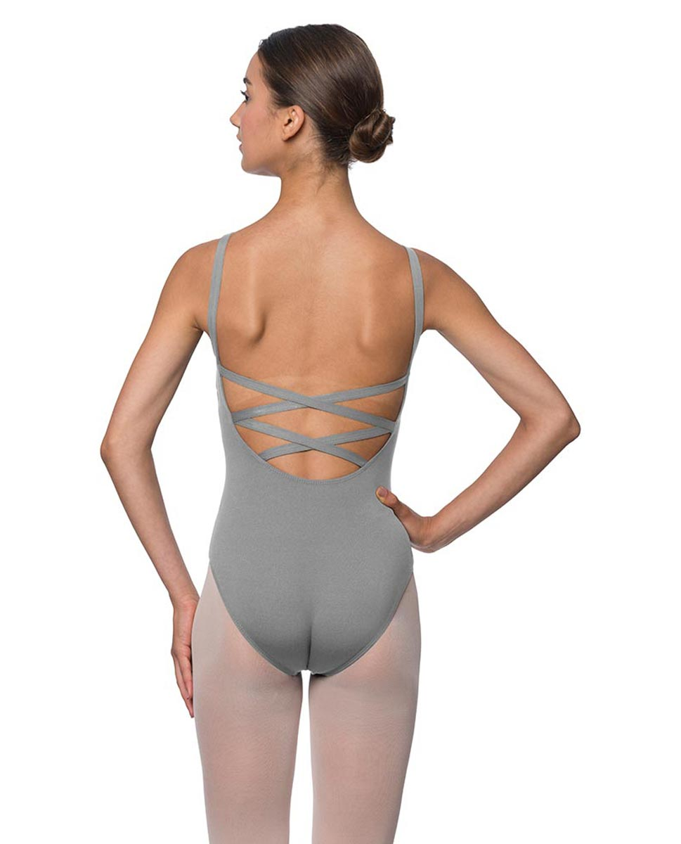 Adults Strappy Back Camisole Dance Leotard Veronica GRE