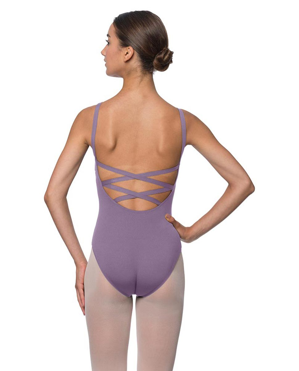 Adults Strappy Back Camisole Dance Leotard Veronica LAV