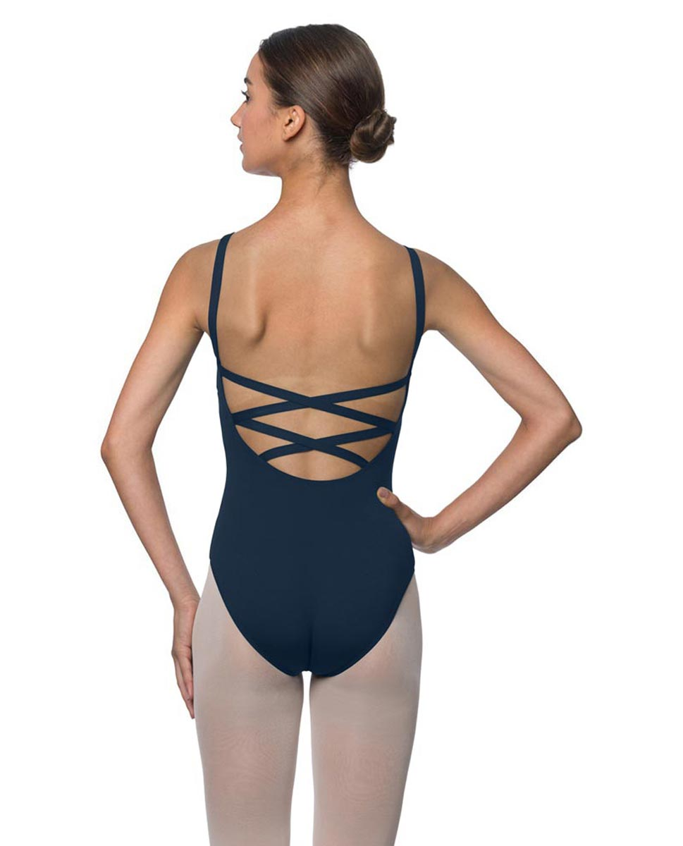 Adults Strappy Back Camisole Dance Leotard Veronica NAY