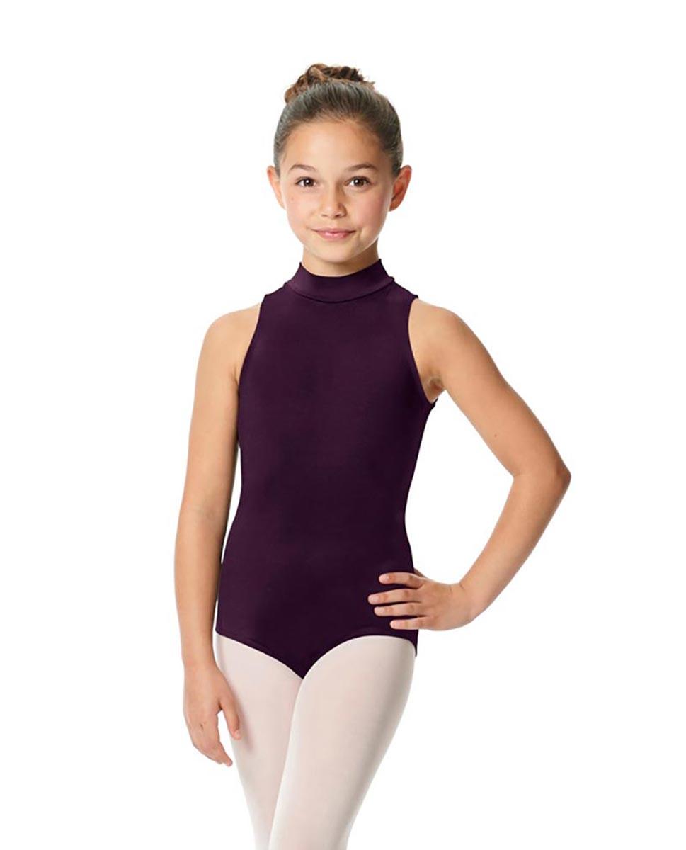 Child High Neck Dance Leotard Penelope AUB