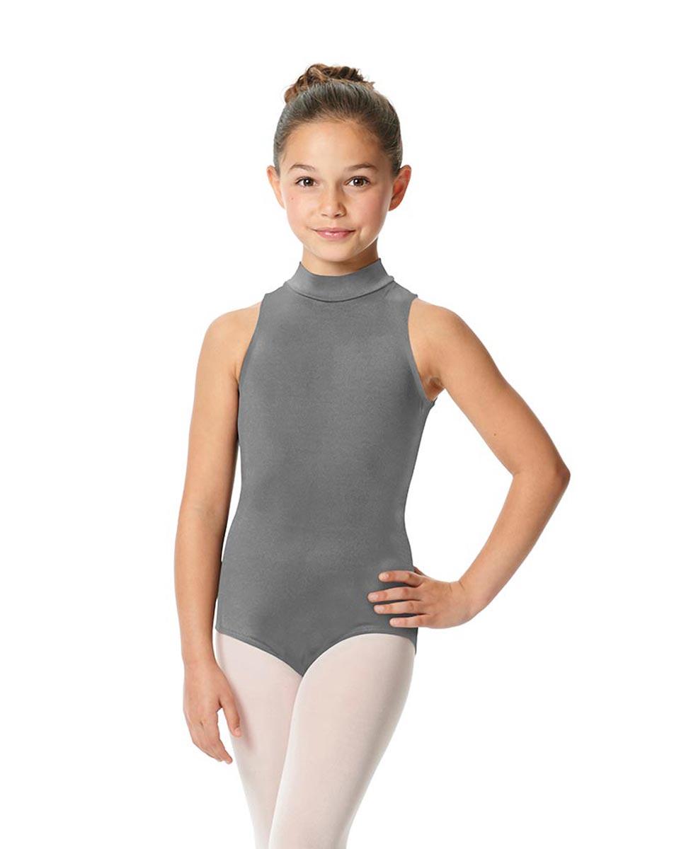 Child High Neck Dance Leotard Penelope GRE