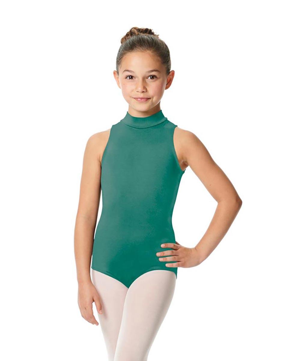 Child High Neck Dance Leotard Penelope JAD